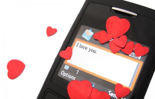 Valentine's Day Special SMS