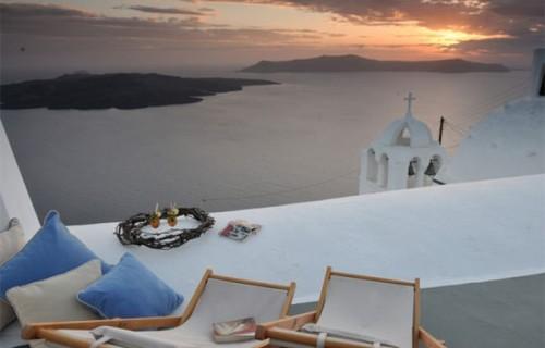 Aigialos Hotel, Santorini