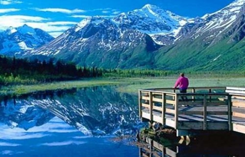 Romantic Places in Anchorage