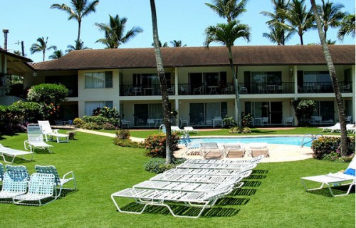 Napili Surf Beach Resort, Lahaina