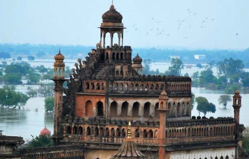 Top Romantic Places in Lucknow