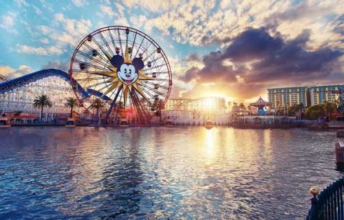 Romantic Places in Anaheim