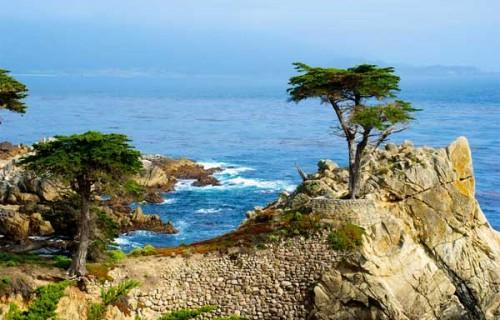 Romantic Places in Carmel