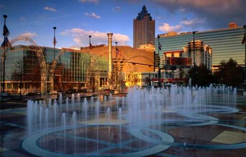 Romantic Places in Atlanta