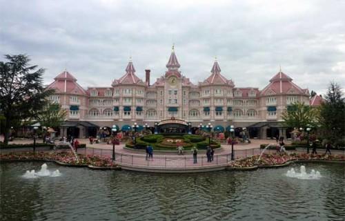 Romantic Places in Disneyland