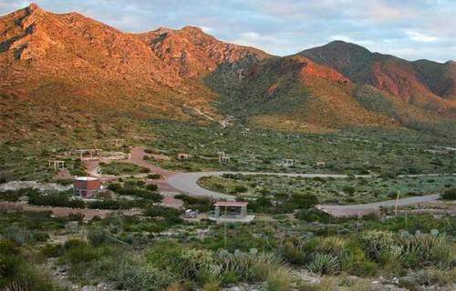 Romantic Places in El Paso