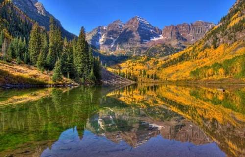 Romantic Places in Aspen