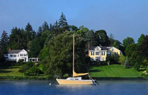 Romantic Places in Cooperstown
