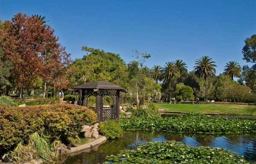 Romantic Places in Santa Barbara