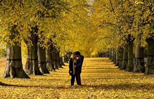 Romantic Places in Nottingham