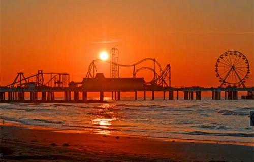 Romantic Places in Galveston