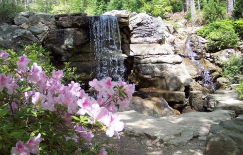 Romantic Places in Hot Springs