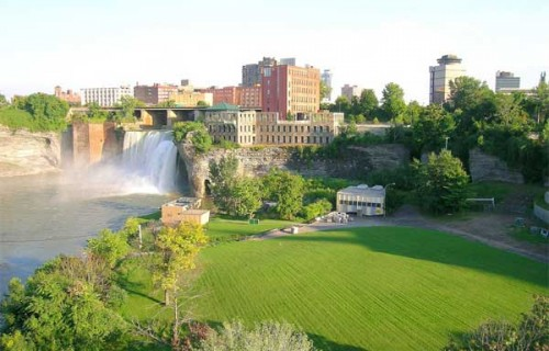 Romantic Places in Rochester