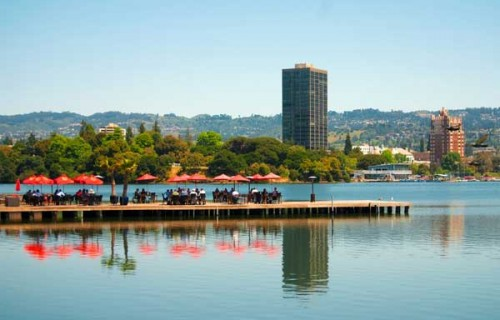 Romantic Places in Oakland