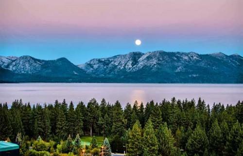 Romantic Places in Nevada