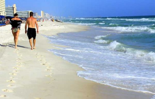 Romantic Places in Panama City Beach