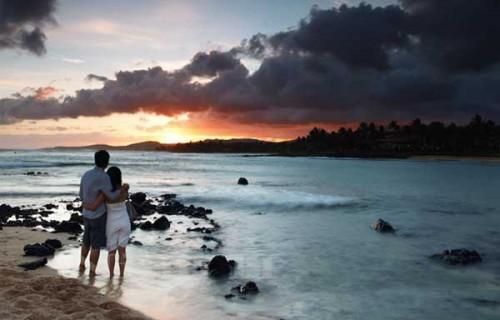 Romantic Places in Kauai