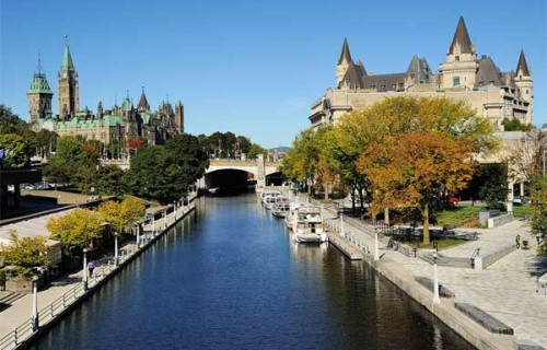 Romantic Places in Ottawa