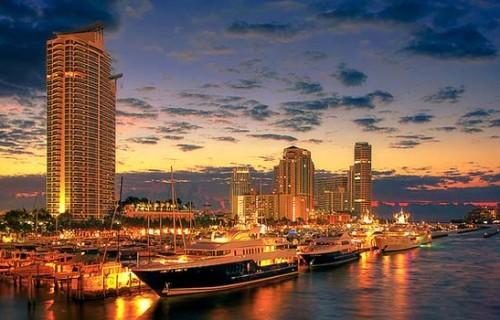 Romantic Places in Miami