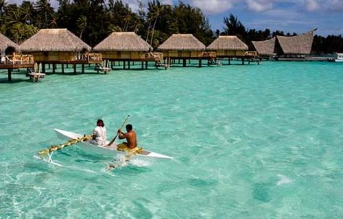 Romantic Places in Tahiti