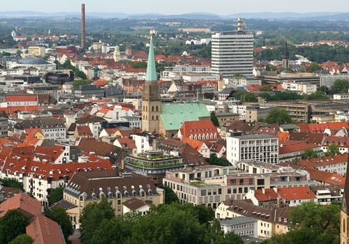Bielefeld Honeymoon Package of 5 Nights and 6 Days