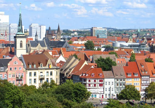 Exciting 6 Nights Erfurt Honeymoon Package