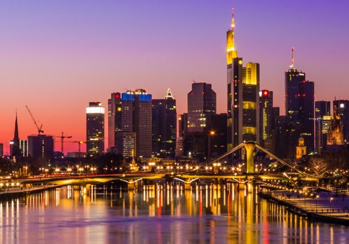 8 Nights Frankfurt Honeymoon Package