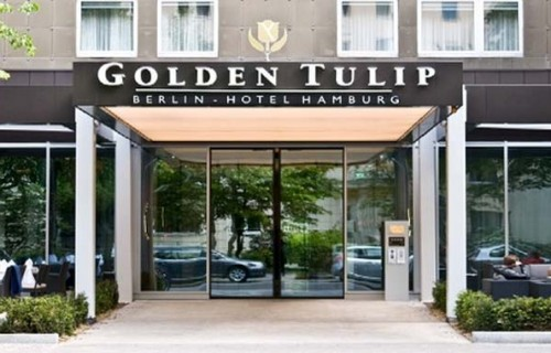 Golden Tulip Berlin Hotel Hamburg