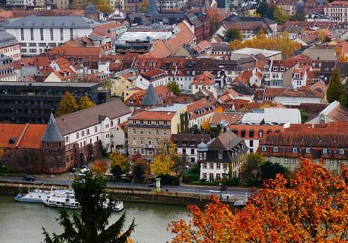 Heidelberg Romantic Honeymoon Package of 6 Nights & 7 Days