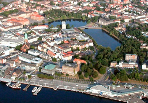 7 Nights Luxury Honeymoon Holidays in Kiel Germany