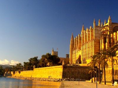 Palma de Mallorca Island
