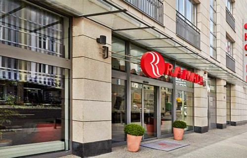RAMADA Hotel Berlin Mitte