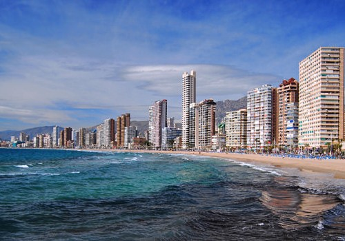 Benidorm, Calpe, Valencia and Madrid Honeymoon Package