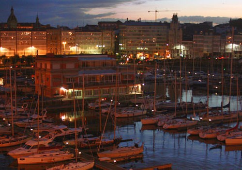 La Coruna, Gijon and Santander Honeymoon Package