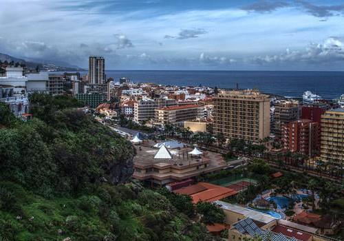 3 Nights Romantic Honeymoon in Puerto de la Cruz