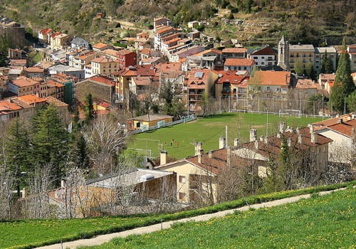 5 Days Romantic Honeymoon in Ribes de Freser & Barcelona