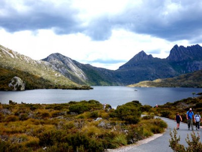 Cradle Mountain National Park Island