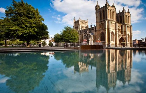 Romantic Things to do in Bristol