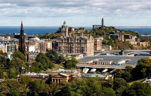 Romantic Things To Do in Edinburgh