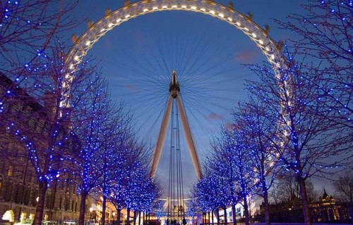 Most Romantic Things Couples Can Do in London For Free & At Night