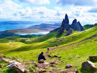 Scotland Island