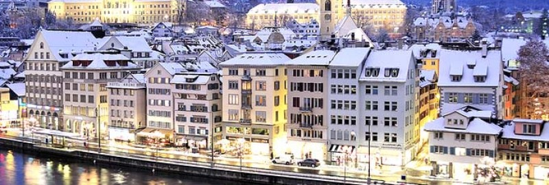 Zurich Honeymoon Place