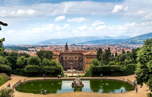 Romantic Places in Florence