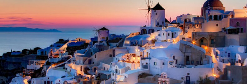 Santorini Honeymoon Place