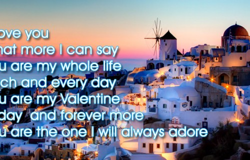Best Valentine Day Poems