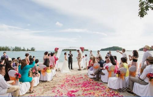 Asia Destination Wedding