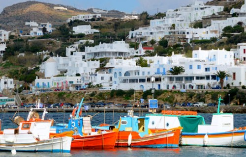 Romantic Things to do in Mykonos