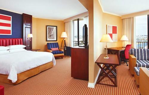 The Sheraton San Diego Hotel & Marina
