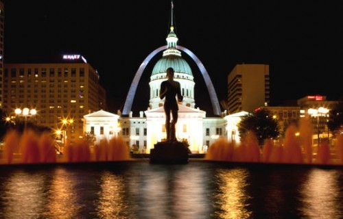 Romantic Things to do in St. Louis