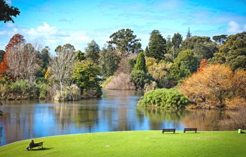 Romantic Places in Melbourne